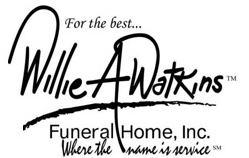 Willie A Watkins Funeral Home Inc Georgia